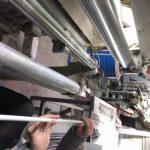 G5/g9 Melamine tube Line