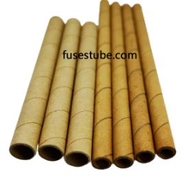 Insulating Kraft Paper Sleeves Fuse tubes