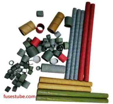 How different Insulating Kraft Paper Sleeves -a spiral or convolute winding paper tube and vulcanized fiber tube?