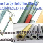 Fuse arc extinguishing measures on Fuse cutouts