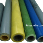 Vulcanized Fibre Combination Fiberglass Composite Tube