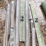 bone fiber liner epoxy fiberglass tube