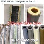 fuse tube types